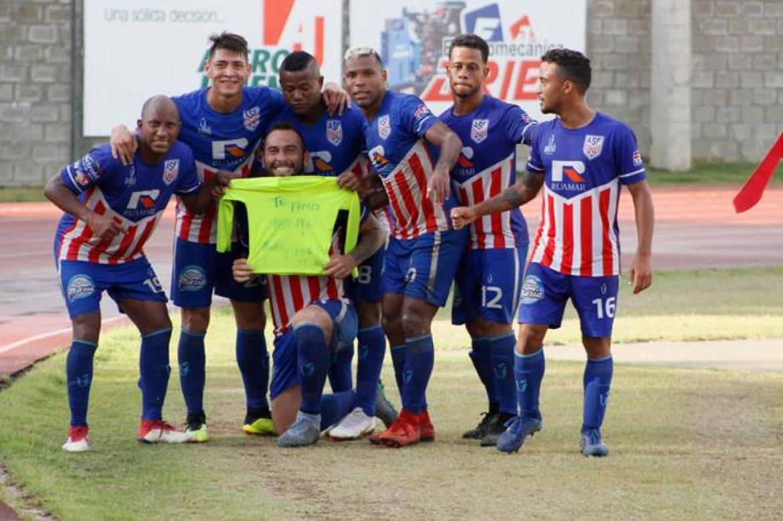 Atlético de San Francisco en un debut muy exitoso