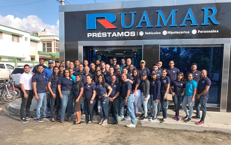 En RUAMAR ofrecemos un trato personalizado a nuestros clientes.